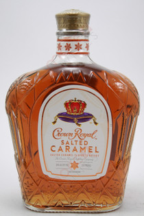 Crown Royal Salted Caramel Flavored Canadian Whisky 750ml