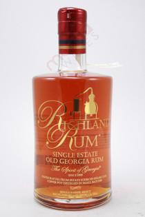 Richland Single Estate Old Georgia Rum 750ml