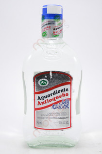 Aguardiente Antioqueno Sin Azucar 750ml
