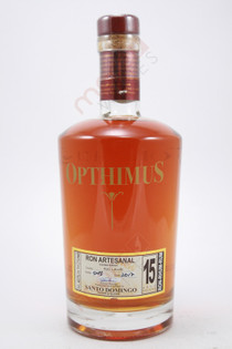 Opthimus Ron Artesanal 15 Year Old Rum 750ml