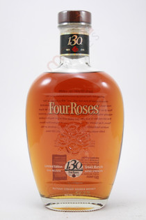 Four Roses 130th Anniversary Limited Edition Small Batch Kentucky Straight Bourbon Whiskey 750ml