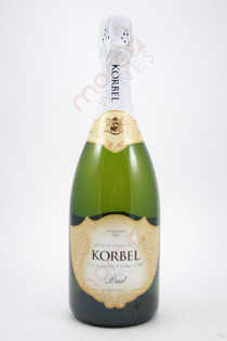 Korbel Brut California Champagne 750ml