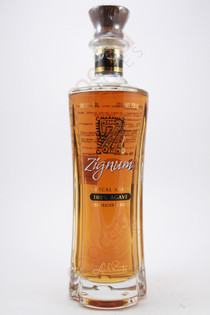 Zignum Mezcal Anejo Tequila 750ml