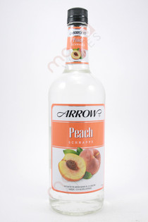 Arrow Peach Schnapps 1L