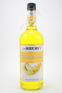 Arrow Creme de Banana Liqueur 1L