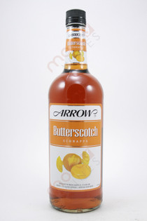 Arrow Butterscotch Schnapps 1L