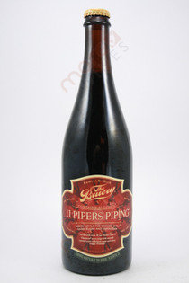 The Bruery 11 Pipers Piping Scotch Ale 750ml
