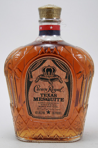 Crown Royal Texas Mesquite Blended Canadian Whisky 750ml