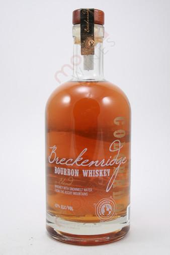 Breckenridge Blend of Straight Bourbon Whiskey 750ml