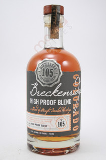 Breckenridge High Proof Blend of Straight Bourbon Whiskey 750ml
