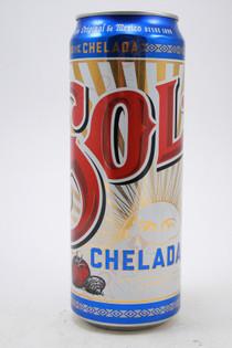 SOL Chelada Beer 24fl oz