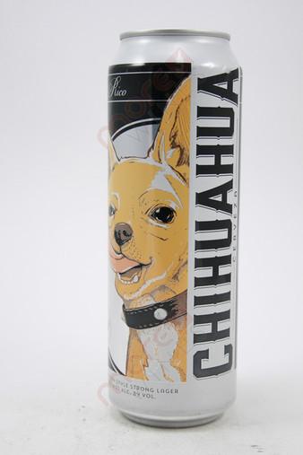 Chihuahua Rico Strong Lager 19.2fl oz