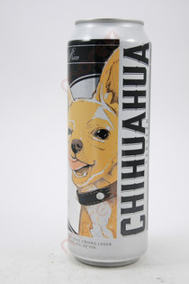 Chihuahua Rico Strong Lager 19.2fl oz