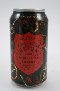 Crafters Union Red Blend Can Wine 200ml