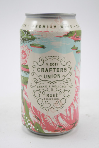 Crafters Union Rose Can Wine 200ml