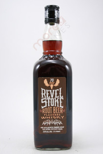 Revel Root Beer Flavored Whiskey 750ml