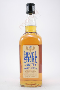 Revel Stoke Smoked Vanilla Flavored Whisky 750ml