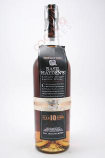 Basil Hayden's 10 Year Old Kentucky Straight Bourbon Whiskey 750ml