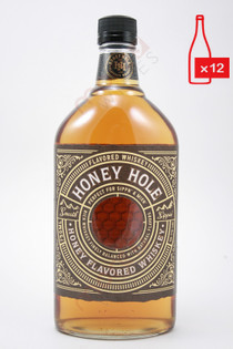 Honey Hole Honey Whiskey 750ml (Case of 12) FREE SHIPPING $12.99/Bottle