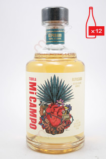 Mi Campo Reposado Tequila 750ml (Case of 12) FREE SHIPPING $24.99Bottle