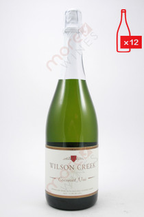 Wilson Creek Coconut Nui Sparkling Wine 750ml (Case of 12) FREE SHIPPING $14.99/Bottle
