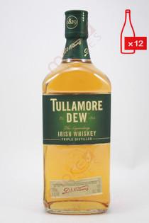 Tullamore Dew Irish Blended Whiskey 750ml (Case of 12) FREE SHIPPING $19.99/Bottle