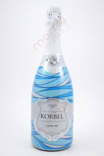 Korbel Extra Dry California Champagne 750ml