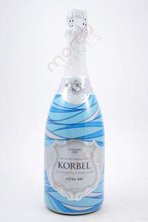 Korbel Extra Dry California Champagne 750ml