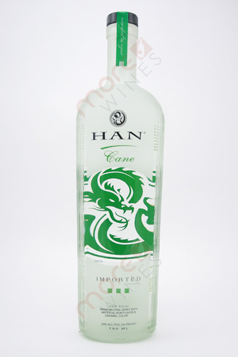 Han Cane Soju Asian Rum 750ml