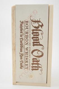 Blood Oath Pact No. 5 Kentucky Straight Bourbon Whiskey 750ml Box