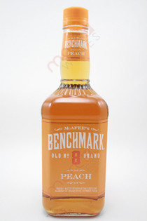 McAfee's Benchmark Old No. 8 Peach Liqueur 750ml