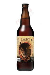 The Hobbit Smaug Stout 22fl oz