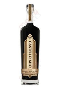 Castello Mio Italy Sambuca Espresso Liqueur 750ml