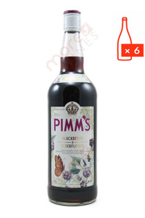 Blackberry & Elderflower Liqueur 750ml (Case of 6) FREE SHIPPING $13.99/Bottle *Closeout*