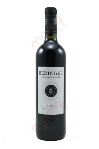 Beringer Founders' Estate Malbec 750ml