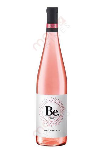 Be. Flirty Pink Moscato 750ml