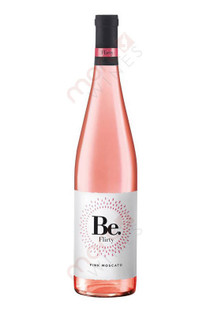 Be. Flirty Pink Moscato 750ml