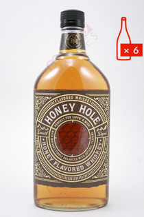 Honey Hole Honey Whiskey 750ml (Case of 6) FREE SHIPPING $12.99/Bottle