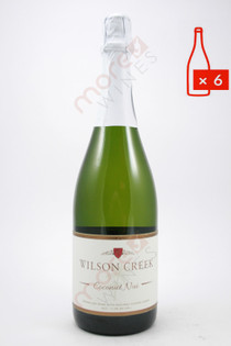 Wilson Creek Coconut Nui Sparkling Wine 750ml (Case of 6) FREE SHIPPING $14.99/Bottle