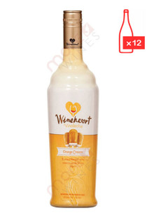 Wineheart Orange Creme 750ml (Case of 12) FREE SHIPPING $8.99/Bottle