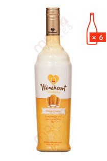 Wineheart Orange Creme 750ml (Case of 6) FREE SHIPPING $8.99/Bottle