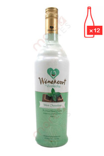 Wineheart Mint Chocolate 750ml (Case of 12) FREE SHIPPING $8.99/Bottle
