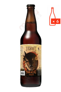 The Hobbit Smaug Stout 22fl oz (Case of 6) FREE SHIPPING $8.99/Bottle