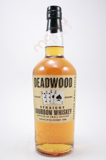 Deadwood Bourbon Whiskey 750ml