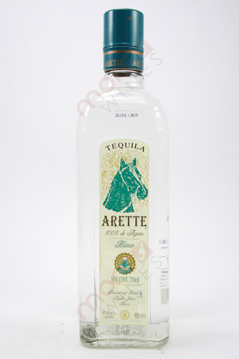 Arette Blanco Tequila 750ml