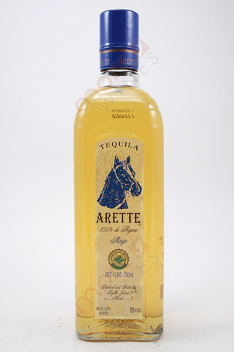 Arette Anejo Tequila 750ml