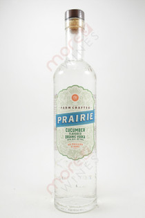 Prairie Organic Cucumber Flavored Vodka 750ml