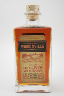 Woodinville Straight Rye Whiskey 750ml