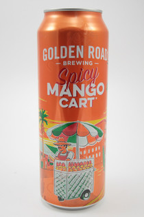 Golden Road Spicy Mango Cart 25fl oz