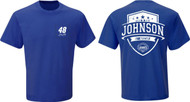 NASCAR Jimmie Johnson Lowes #48 Victory Pocket T-Shirt [Misc.]